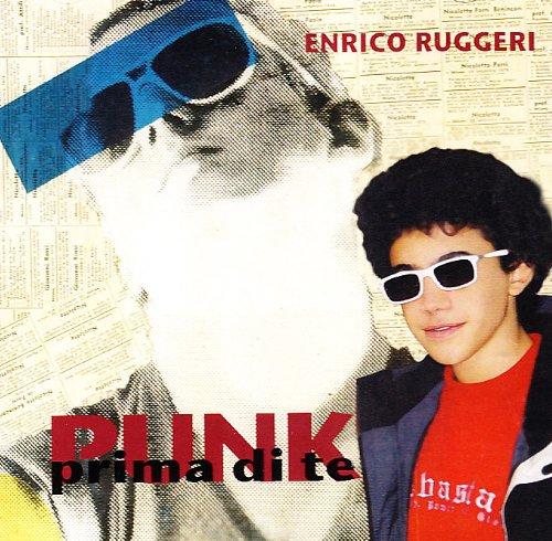 questo della foto sono io all'età di sedici anni, sul serio. Enrico Ruggeri mi ha pagato un sacco di soldi per poter utilizzare la mia immagine.