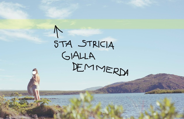 01_Striscia gialla